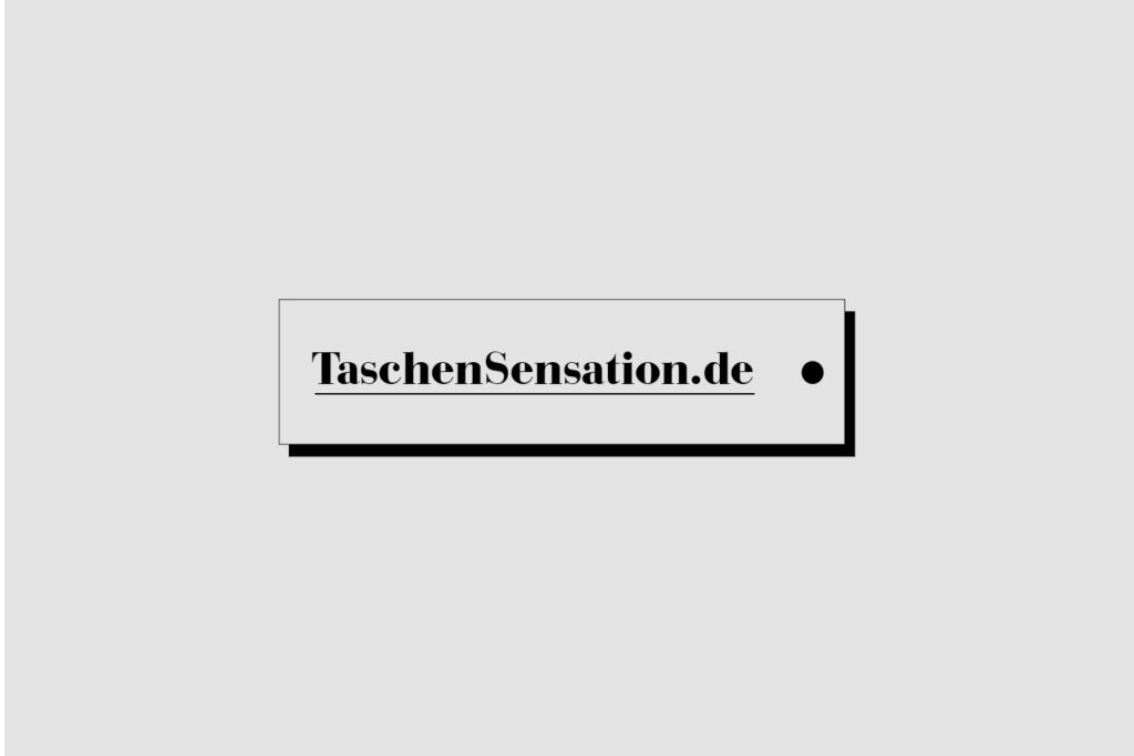 Logo Taschensensation