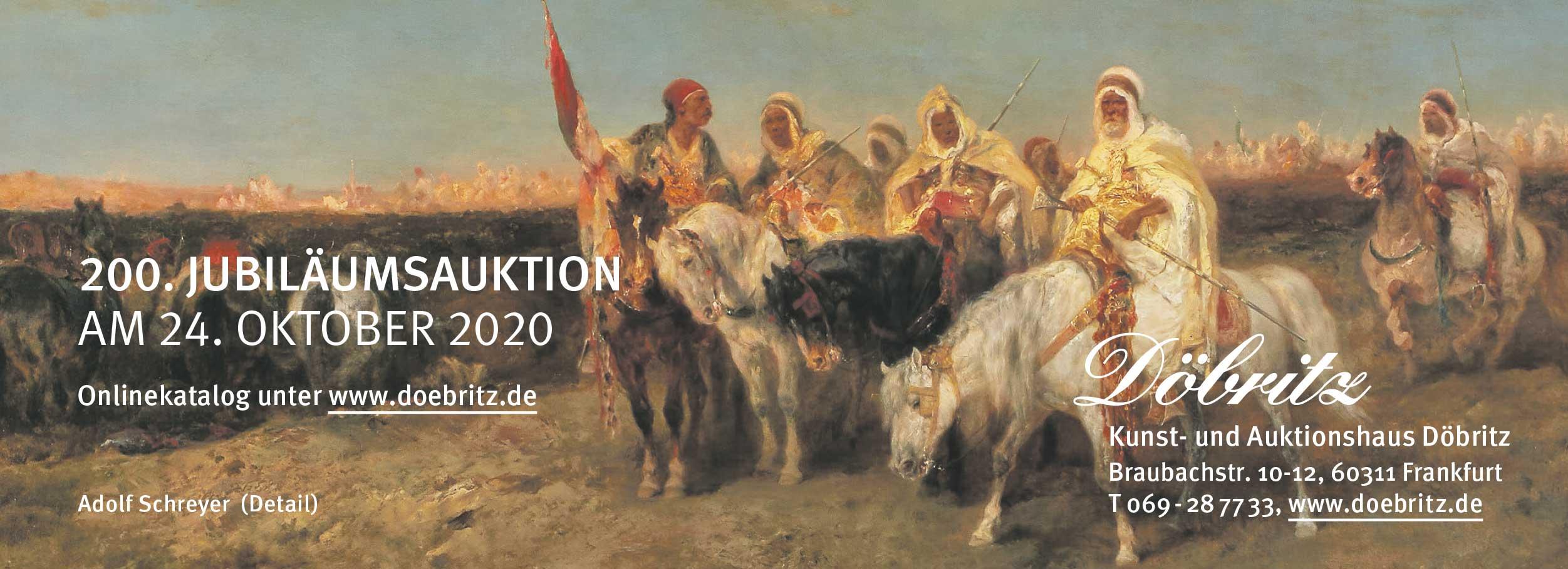 200. Jubiläumsauktion