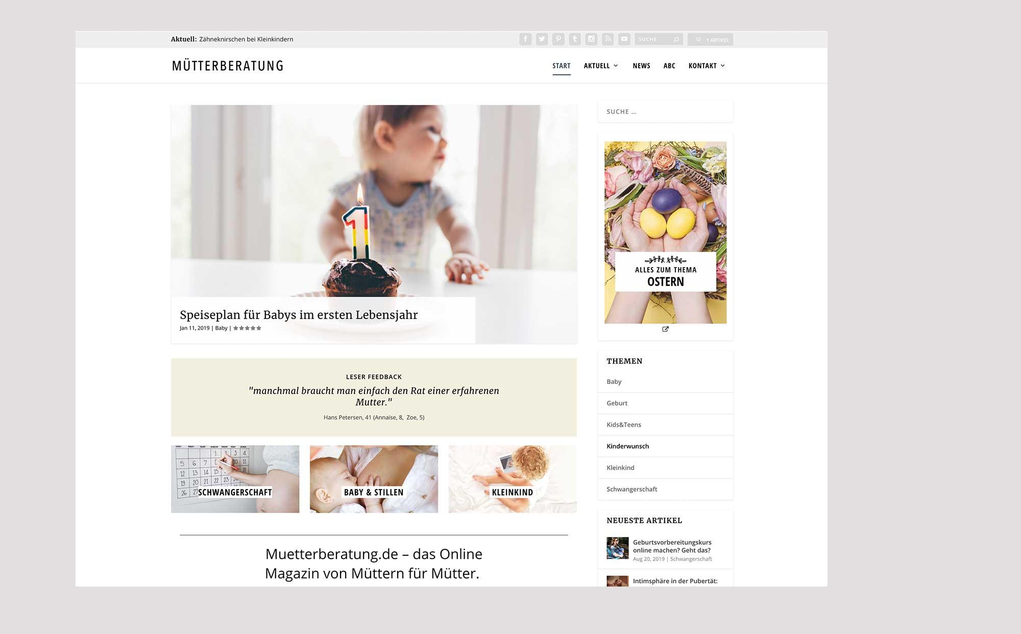 zwei-klicks: muetterberatung.de